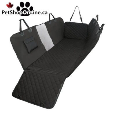 Protective cover for luxury model car seat.