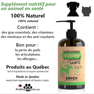 Nutritional Supplement for Healthy Pets