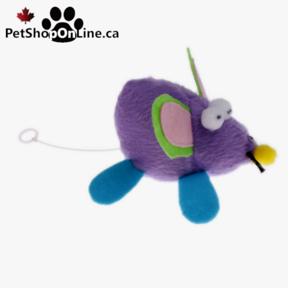 42/5000 Big vibrating mechanical mouse for cat