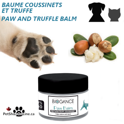 Paw and truffle balm