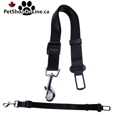 Cat or dog seatbelt