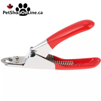 "Claw cutter type ""guillotine"" for cat or dog"